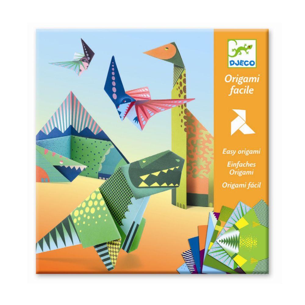origami dinosaurer fra djeco