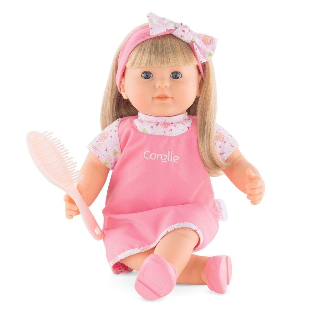 corolle dukke med blondt hår
