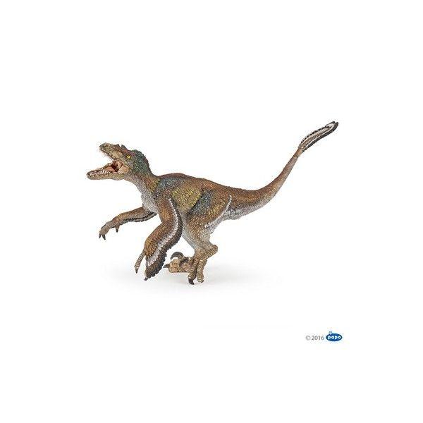 Papo Velociraptor Dinosaurer