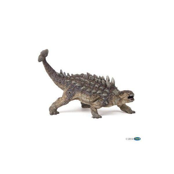 Papo Ankylosaurus Dinosaurer