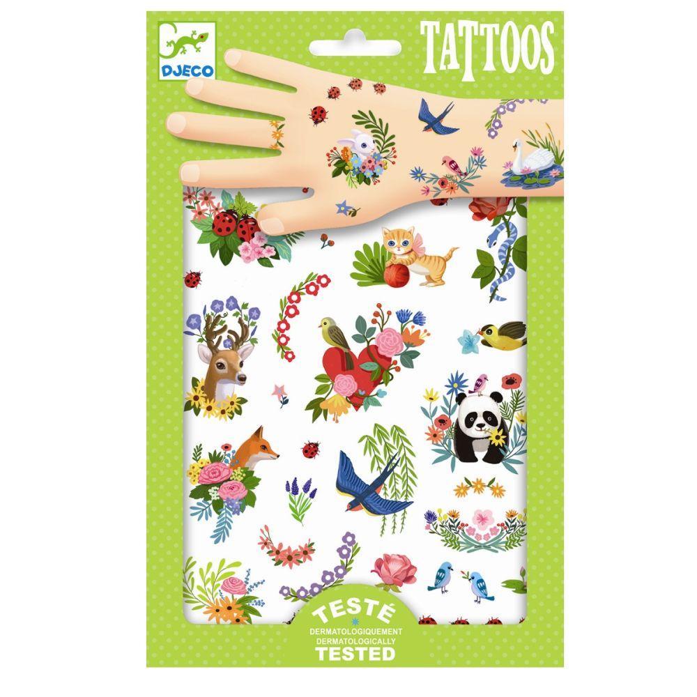 Djeco Tattoos Forår